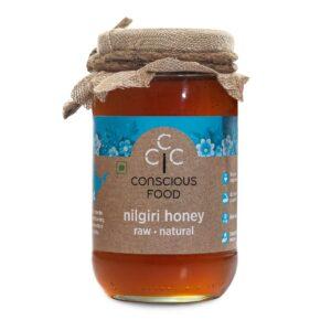 Conscious Food Nilgiri Honey 500gm
