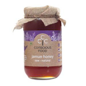 Conscious Food Jamun Honey 500gm