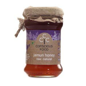 Conscious Food Jamun Honey 200gm