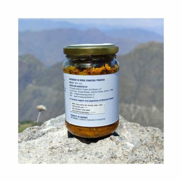 Lingri Pickle (Fiddle Head Fern) 250g