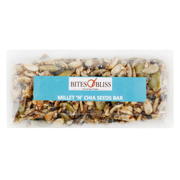 Millet N Chia Seeds Bar