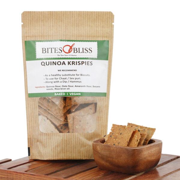 Quinoa Krisps
