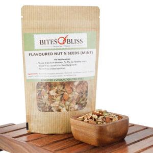 Flavoured Nuts N seeds-Mint