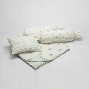 Hachiko Baby Infant Bedding Set