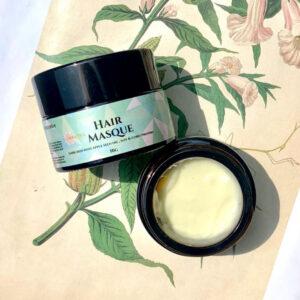 Amayra Naturals Mini Kiara Apple Seed Oil & Soy Intensive Repair Hair Mask |10gm