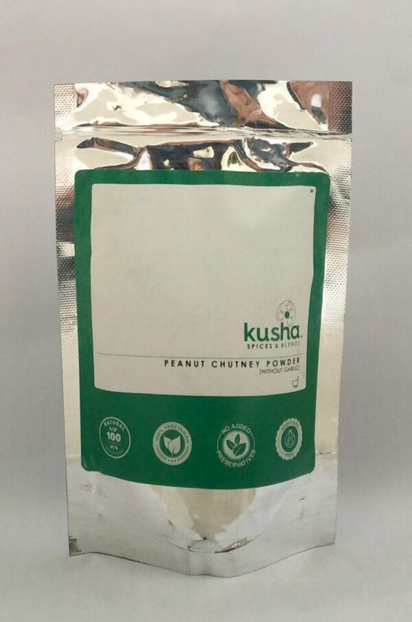 Kusha Peanut Chutney Powder
