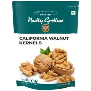 Nutty Gritties California Walnut Kernels, 200g