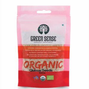 Green Sense Organic Quinoa Seeds - 100g
