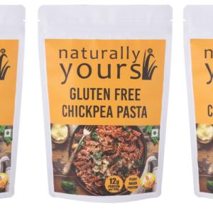 Gluten-free Chickpea Pasta 200g (Pack of 3)