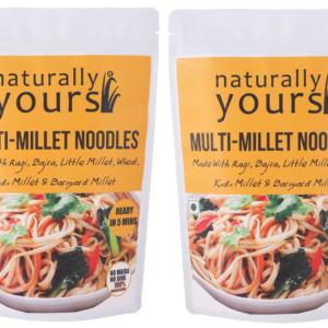 Multi-Millet Noodles 180g (Pack of 2)