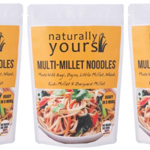 Multi-Millet Noodles 180g (Pack of 3)