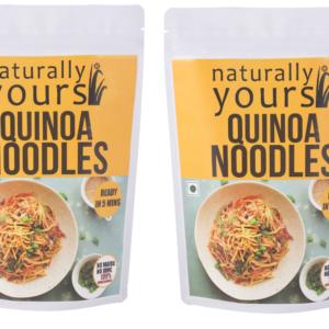 Quinoa Noodles 180G (Pack of 2)