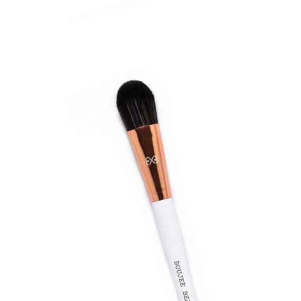 Boujee Beauty Flat Foundation Brush, B317