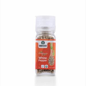 Green Sense Organic White Pepper Crusher - 70g