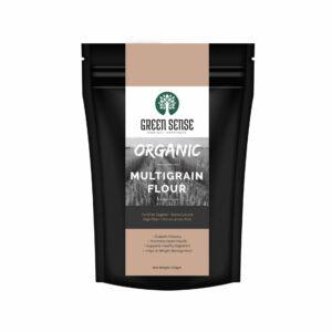 Green Sense Organic Multi Grain Flour - 500g