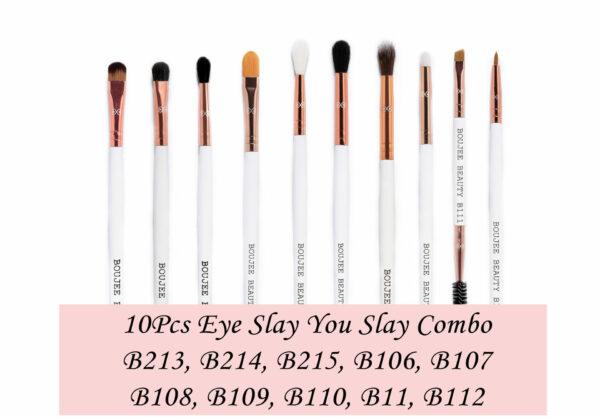 Boujee Beauty Eye Slay You Slay Combo, C103