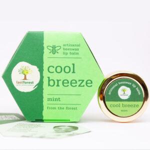 Last Forest Artisanal, Handmade Beeswax Lip Balm Mint