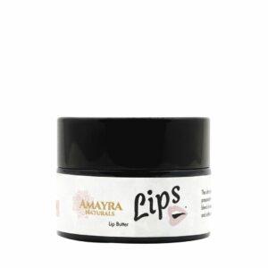 Amayra Naturals रति- Watermelon Mandarin Lip Butter | 15gm