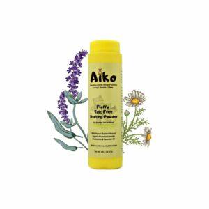 Amayra Naturals Aiko Fluffy Talc Free Dusting Powder – 100gm