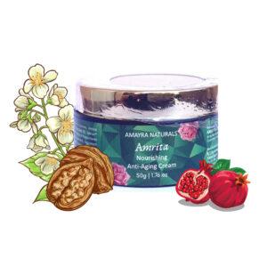Amayra Naturals Amrita – Night Cream – 50gm