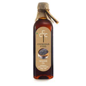 Conscious Food Sesame Oil 1 Liter