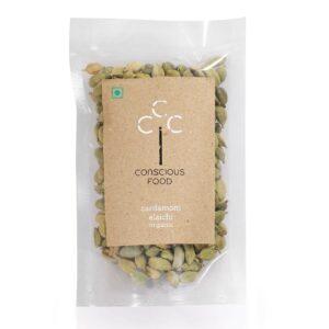 Conscious Food Cardamom 100g