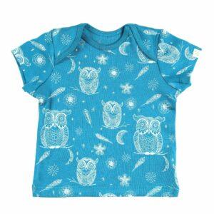 T-shirt Half Sleeve- Hoot Hoot Owl