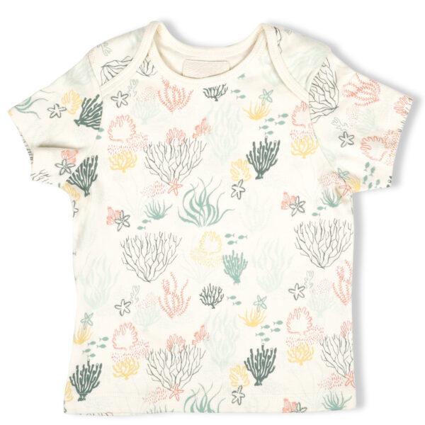 T-shirt Half Sleeve- Under Water World