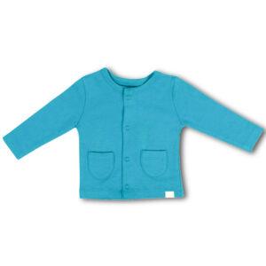 T-shirt Button Down Full Sleeve- Snow Foam