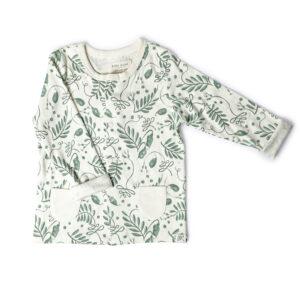 T-shirt Button Down Full Sleeve- The Wild Vine