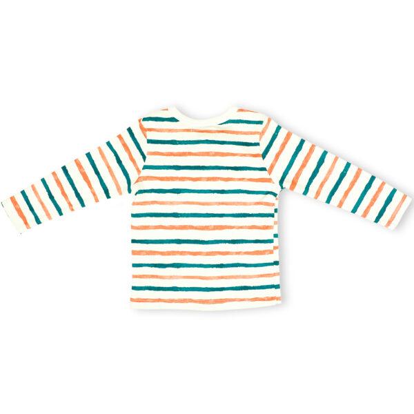 T-shirt Full Sleeve- Stripe Hype