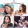 Bella Vita Organic Rose Woman EDP - Luxury Rose Perfume For Women With Long Lasting Floral Fragrance - 100 ml