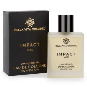 Bella Vita Organic Impact EDT Perfume For Men with Long Lasting Fragrance - 100 ml