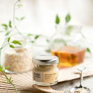 Breakfast Scrub Honey Oatmeal Face wash