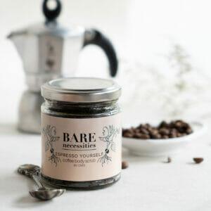 Espresso Yourself Coffee Body Scrub