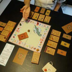 Ecotopia: Board Game