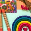 Morpho - Play Dough (4 Color + Belan)