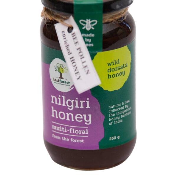 Last Forest Exclusive Pollen Enriched Honey 250gms