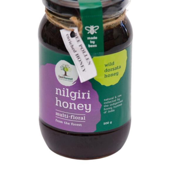 Last Forest Exclusive Pollen Enriched Honey 500gms