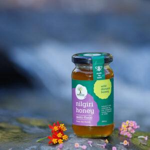 Last Forest Nilgiri Wild Honey 250gms