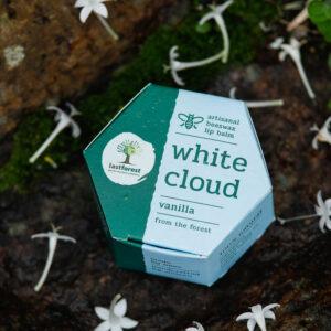 Last Forest Artisanal, Handmade Beeswax Lip Balm Vanilla