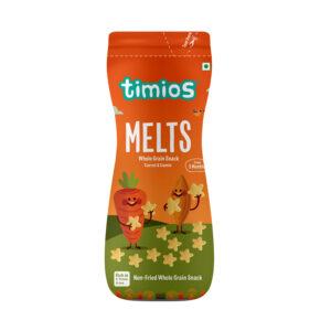 Timios Melts Carrot & Cumin - 50g