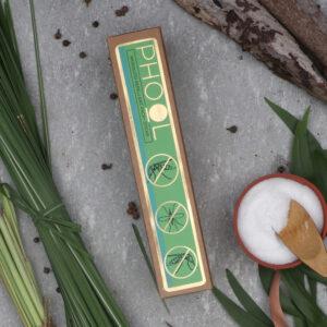 Phool Mosquito Repellant Combo Pack - Natural Incense Sticks Citronella & Eucalyptus
