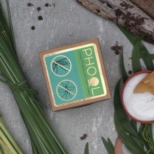 Phool Mosquito Repellant Combo Pack - Natural Incense Cones Citronella & Eucalyptus