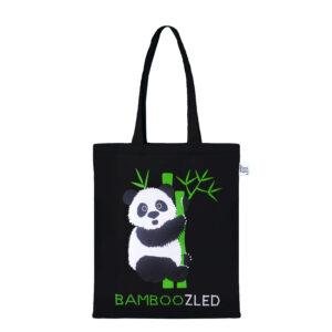 Bamboozled Panda (Black)