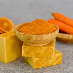 Natural Vibes ~ Ayurvedic Natural Vibes ~ Skin Repair and Glow Day and Night Regime ~ with Tea Tree Serum 30 ml and Vitamin C Serum 30 ml