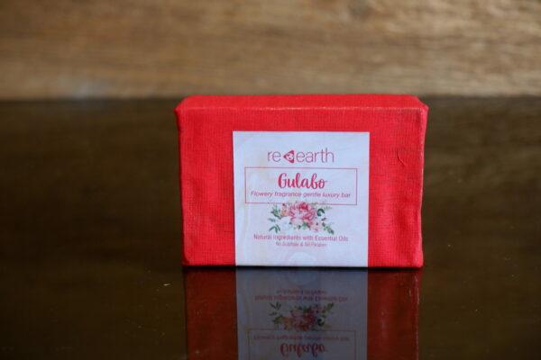 Gulabo soap