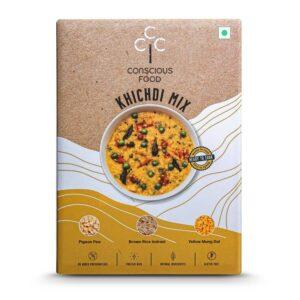 Conscious Food Natural Khichdi Mix, 500g