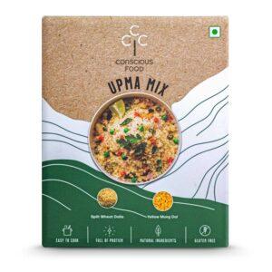Conscious Food Natural Upma Mix, 200g