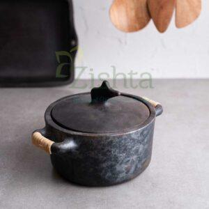 Zishta Mesthin: Manipur Black Pottery Pot